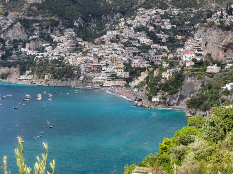 I hope it takes me back to Positano, IT